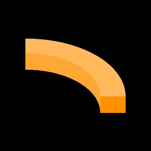 The Curve - Orange