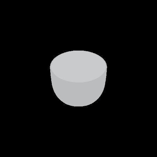 The Pot - Grey