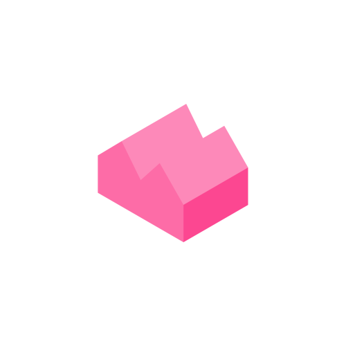 The Twin House – Pink