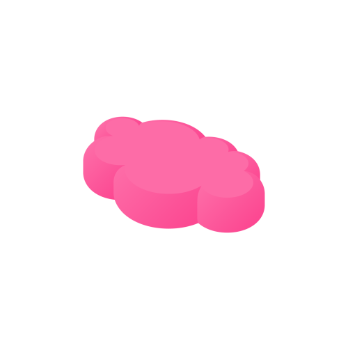 The Cloud - Pink