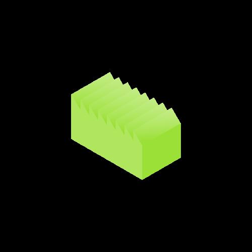 The Factory – Light Green